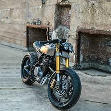 Cafe Racer Bike Design