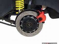 ecs news ecs stage 1 rear brake upgrade kit audi b5 s4 00 02
