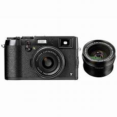 wide angle digital fujifilm x100t digital with wide angle 16440680 kit b h