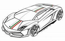 Ausmalbilder Drucken Autos Malvorlagen Auto Lamborghini Coloring And Malvorlagan