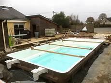 amenagement piscine coque installation de coque polyester ile et vilaine littoral piscines