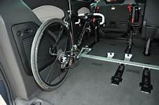ford tourneo courier innenraum innenraum fahrradtr 228 ger schiene mit verl 228 ngerung f 252 r den