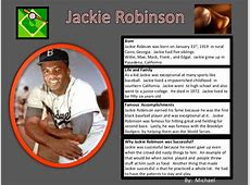 how old is jackie robinson