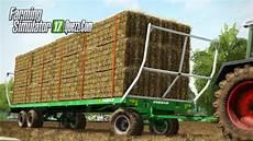 Pack Joskin Wago Baletrailer V1 0 3 Fs17 Farming
