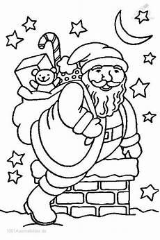 Weihnachts Ausmalbilder Einfach Ausmalbild Weihnachtsmann