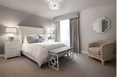 Bedroom Ideas Beige Carpet by Ibis Court Contemporary Bedroom New York By