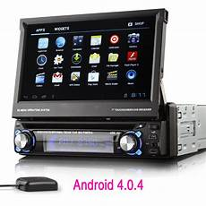 7 quot android 1 din car dvd player 3g wifi gps navigation free