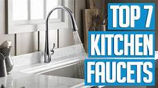 best kitchen sinks and faucets 7 best kitchen faucets 2017
