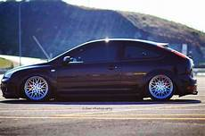 black low rider ford focus mk2 tuning ford focus st