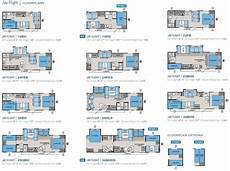 trailer house floor plans 2006 fleetwood rv floor plans