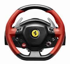 Volant Xbox One Occasion Volant Thrustmaster 458 Spider Racing Xbox One