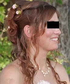 Frisuren Mit Locken Halb Hochgesteckt Helena