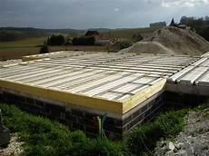 maison ossature bois sans dalle beton ventana