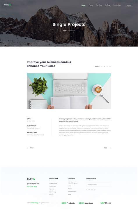 gullu v1 8 creative digital agency multipurpose theme