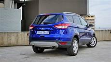 Extended Test Ford Kuga 1 5t Trend Automatic With