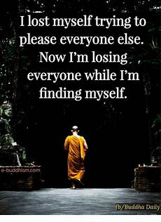 I Lost Myself Trying To Everyone Else Now I M