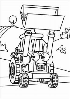 Ausmalbilder Lego Bagger Bagger 8 Ausmalbilder