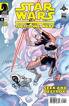 wars the clone wars 8 profile comics