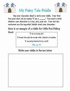 tale riddles worksheet 15039 tales riddles writing and more by mclaren marvels tpt