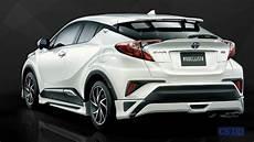 Toyota Chr Tuning - 2017 toyota c hr modellista tuning parts