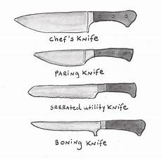 kinds of kitchen knives pin on tips for the kitchen