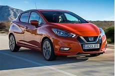 Neuer Nissan Micra Erster Test Schon Gefahren