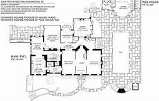 15000 sq ft house plans 15 000 square foot washington dc home main level floor