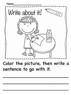 picture composition worksheets for kindergarten 22758 writing prompts for kindergarten bundle kindergarten writing prompts kindergarten writing