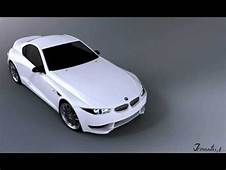 BMW Concept Car In SketchUp  YouTube