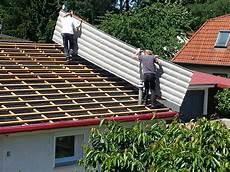 gartenhaus dach trapezblech verlegung blechplatten hpm shop