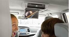 toyota highlander rear entertainment system best toyota vehicle for large families