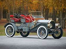 1908 Buick Model  S Tourabout Retro G Wallpaper