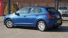 Volkswagen New Polo 2018 Comfortline Dsg Reef Blue