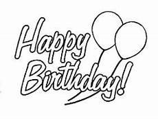 happy birthday geburtstag malvorlagen malvorlagen zum