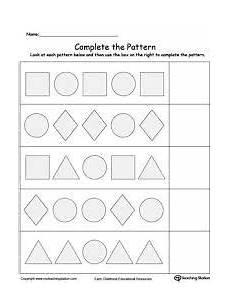 shape patterns worksheets for grade 2 386 image result for shapes and patterns worksheets for grade 2 pattern worksheets for
