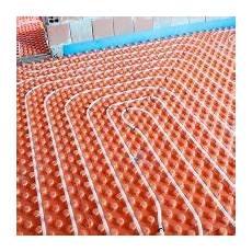 poser un plancher chauffant électrique installer un plancher chauffant 224 eau