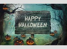Wallpaper Happy Halloween, HD, Celebrations / Halloween, #5396