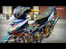Jupiter Robot Modif by Modifikasi Jupiter Robot Pro Racing Variasi