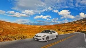 2016 Kia Optima SXL 20 Turbo  Front HD Wallpaper 26
