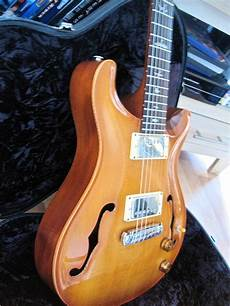 guitar for sale prs archtop jazz 1998 guitar for sale