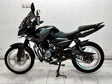 Modifikasi Motor Pulsar 135 by 2015 Alamathur