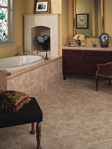 choosing bathroom flooring hgtv