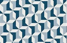 Blue Geometric Wallpaper Texture