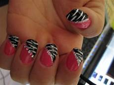 zebra nail designs pccala
