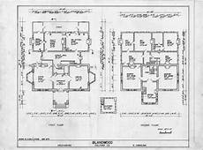 historic italianate house plans floor plans blandwood greensboro north carolina