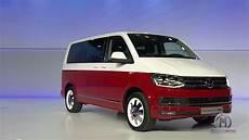 Volkswagen Caravelle Generation Six