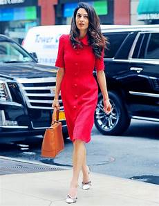 amal clooney style style lessons we learned from amal clooney instyle