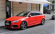 Audi Rs3 Sportback 8v 2018 4 November 2017 Autogespot