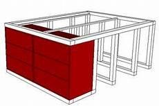 Bett Aus Ikea Möbeln Bauen - ikea hack aus dem kallax regal und der malm kommode wird
