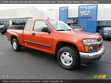 how does cars work 2008 chevrolet colorado parking system inferno orange metallic 2008 chevrolet colorado work truck extended cab medium pewter